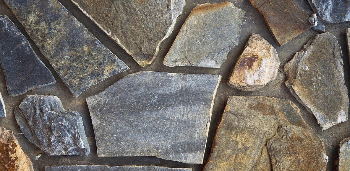 Maintaining stone veneer
