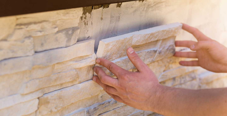 Removing Stone Veneer