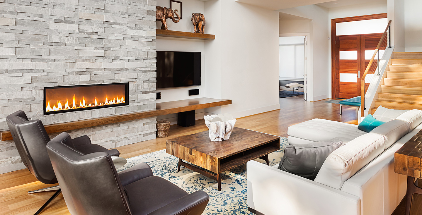 Stacked Stone Fireplace: 4 Tips for Creating a Masterpiece