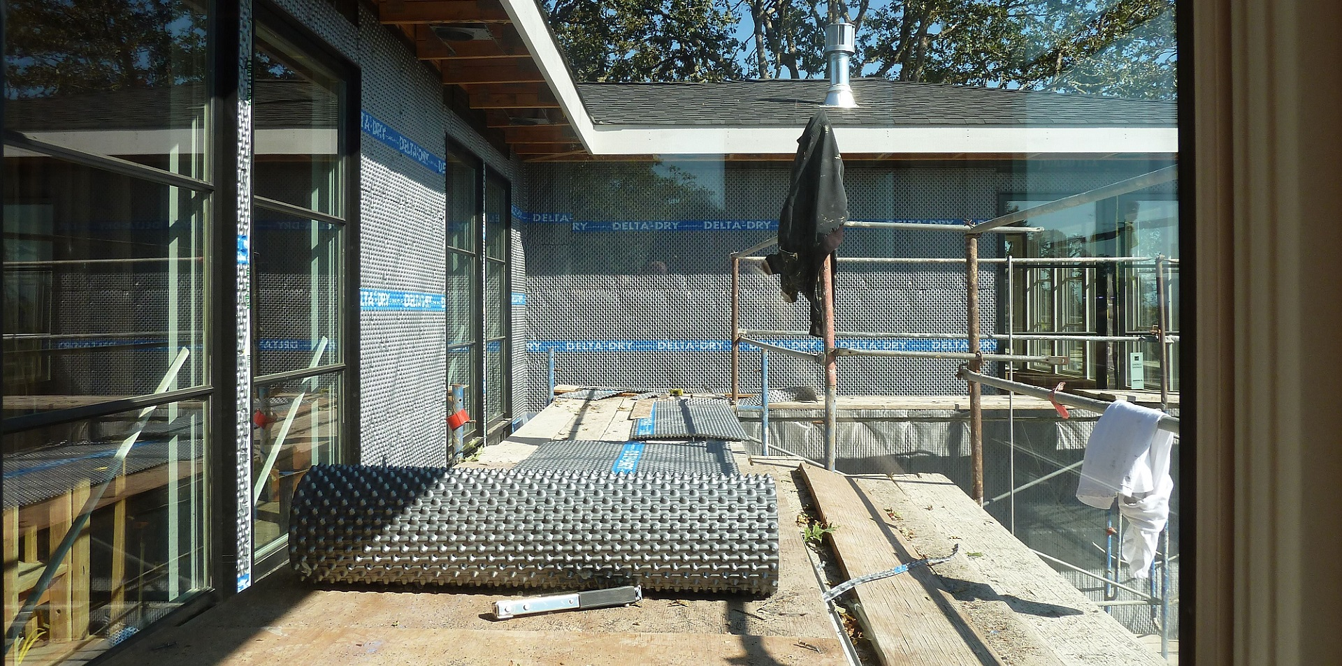 Delta Dry Rainscreen Installation Products by ErthCoverings