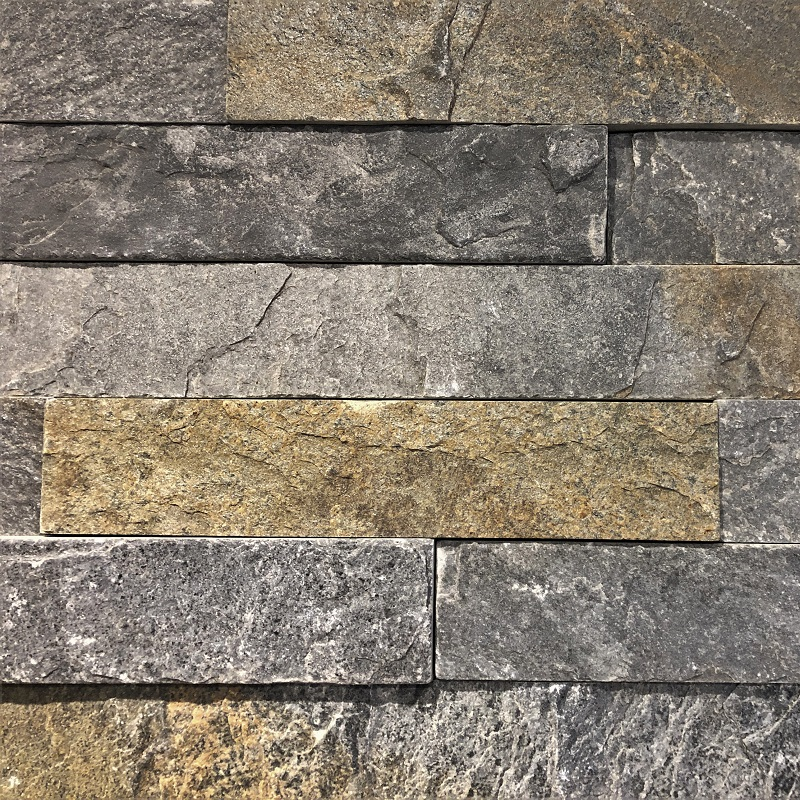 Gray Tundra Drystack Ledgestone by ErthCoverings