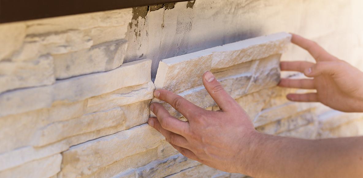 Five Essential Tools Needed to Install Stone Veneer