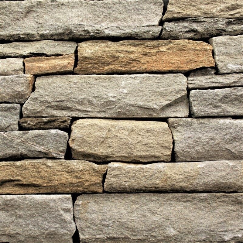 Natural Sierra Plains Mountain Ledgestone by ErthCoverings