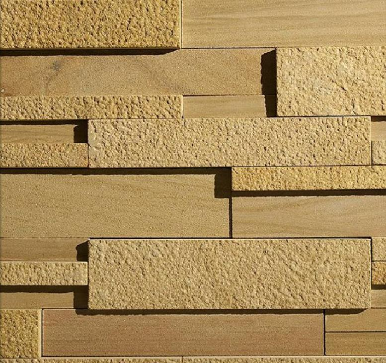 Natural Cedarstone Strips - Regular by ErthCoverings