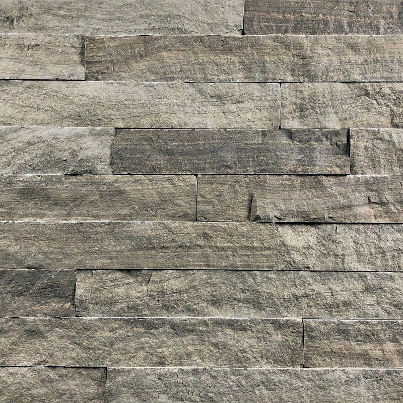 Gray Premium Eramosa Contemporary OSV by ErthCoverings